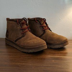 UGG Neumel II Water Proof Chukka Boots Size 6